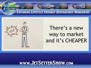 JetSetter Show PP Template