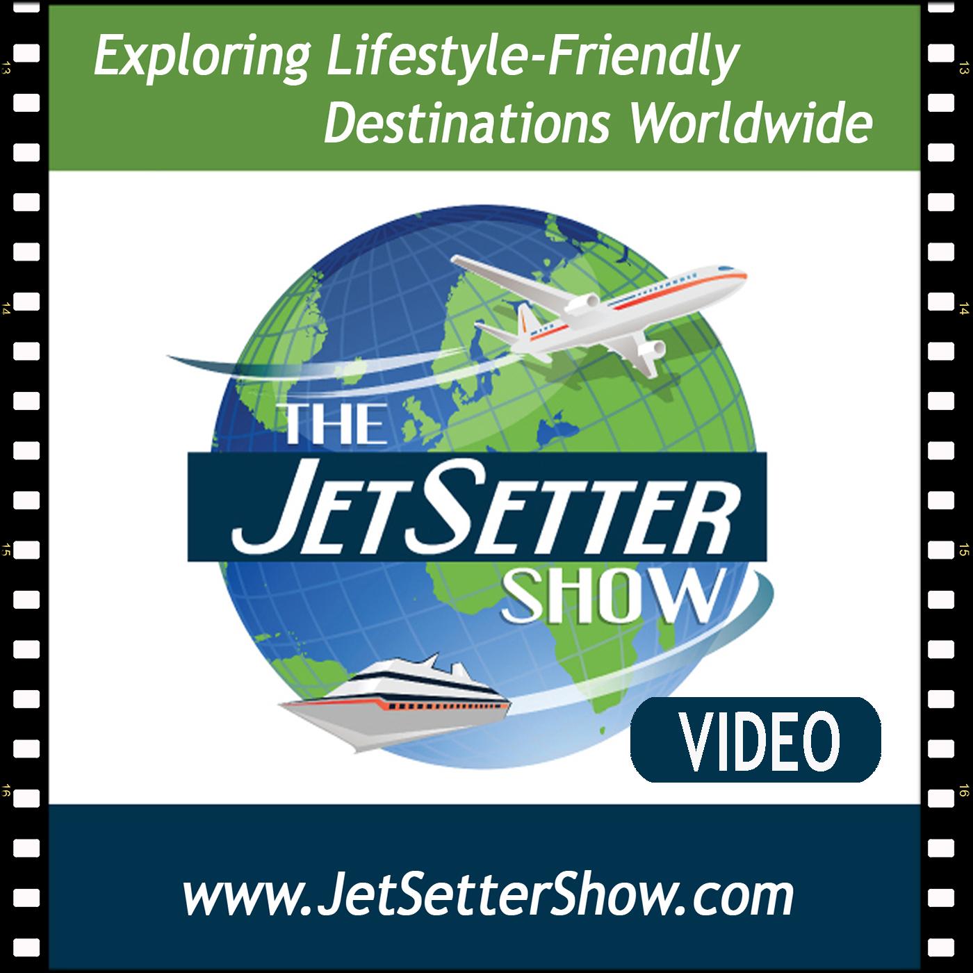 JetSetter Show Video Podcast