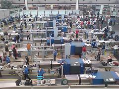 TSA screening, full body scan
